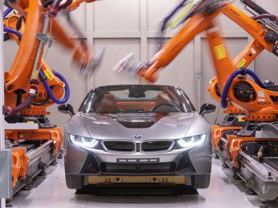 BMW mediciones de rayos X