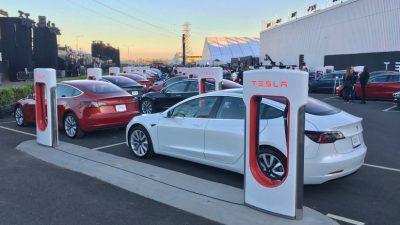 Emisión coches eléctricos