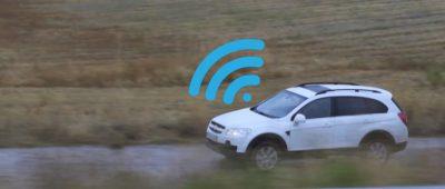Wifi para el coche