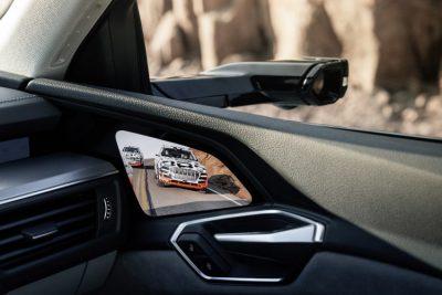 retrovisor digital Audi