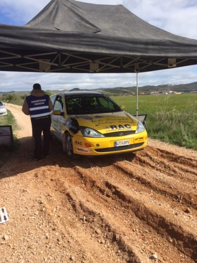 Rallye de Tierra Circuito de Navarra 27/04/2019
