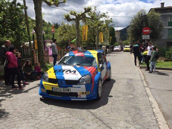 Campeonato Vasco de Rallyes RACVN - Rallye Lea Artibai 03-04/05/2019
