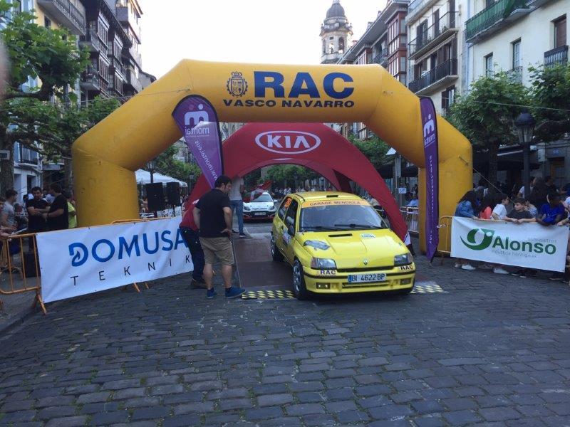 Rallye Goilurrak 31/05 y 01/06 - 2019