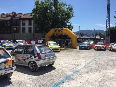Rallye Cristian López (Sarón) 11-12/08/2018