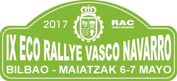 Logo Eco Rallye Vasco Navarro