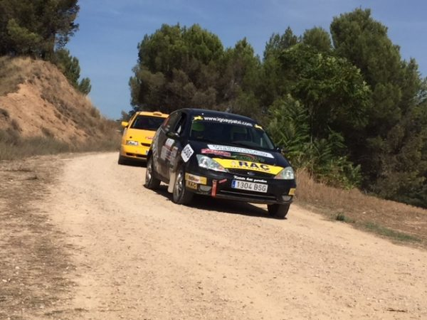 Rallye de Tierra Circuito de Navarra 22/09/2018