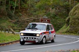 Rallye Vasco Navarro Histórico